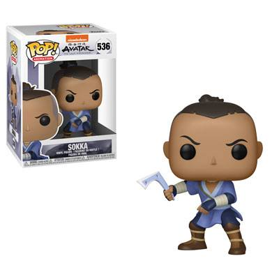 Funko POP Animation Avatar Last Airbender Sokka - #536